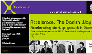 Accelerace. Accelerating startup growth in Denmark
