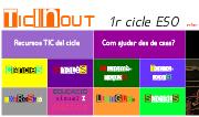 Projecte TICinout1r cicle Secundària